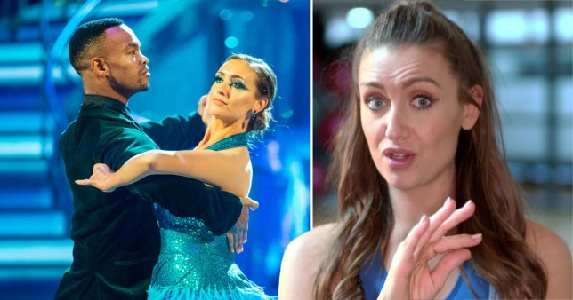 Catherine Tyldesley is favourite to leave Strictly Come Dancing