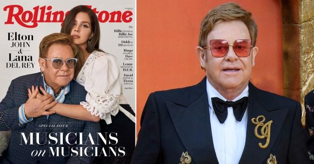 Elton John Lana Del Rey