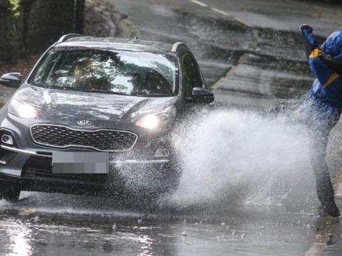 Met Office issues flood warning as month's worth of rain set to fall in 30 hours