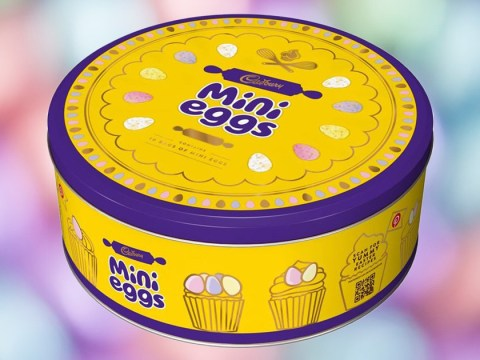 Cadbury announces its Easter range for next year and people are confused