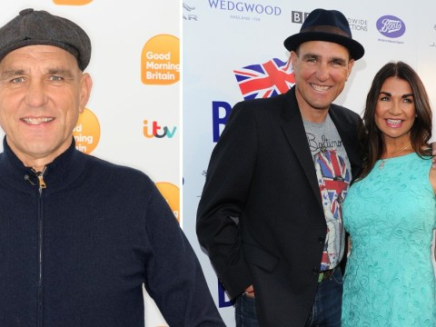 X Factor Celebrity: Vinnie Jones to sing late wife Tanya's favourite songs as moving tribute to her on live shows