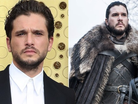 Game Of Thrones' Kit Harington brands himself 'loner Throner' as show's only Golden Globe nominee