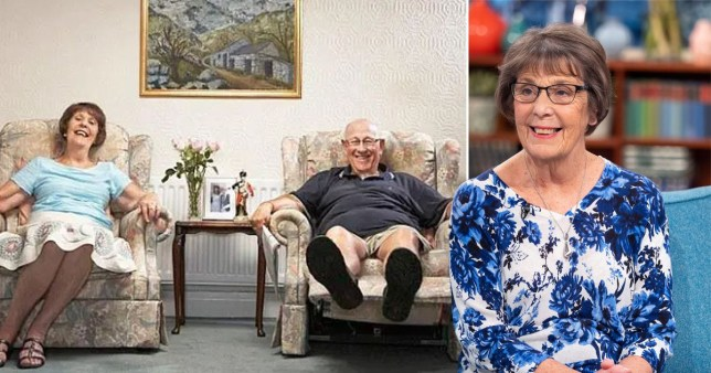 Gogglebox's June Bernicoff
