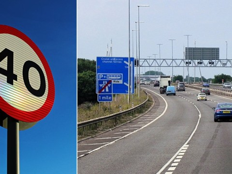 Speed limits to be slashed on major motorway in preparation for no-deal Brexit
