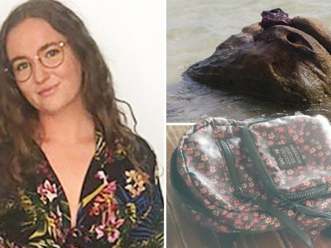 Missing British backpacker's bag found on rock near beach where she vanished