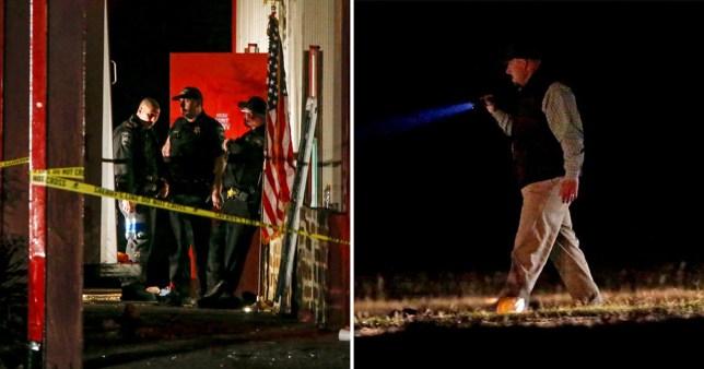 Texas university homecoming shooting