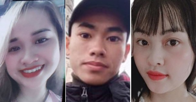 Families of the suspected victims have given DNA samples to police (Picture: Reuters)