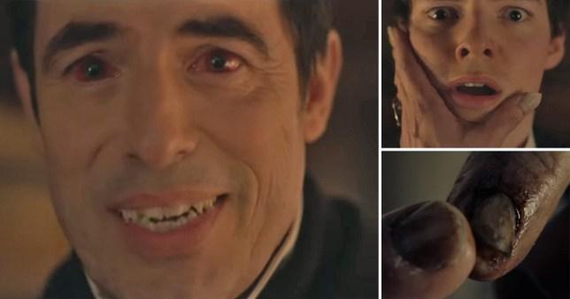 BBC's Dracula 2020