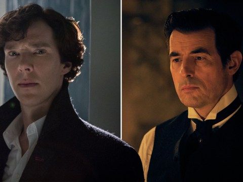 Sherlock's Benedict Cumberbatch helped inspire new, terrifying Dracula adaption