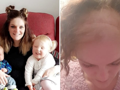 Mum who thought she just had 'baby brain' actually had a brain tumour
