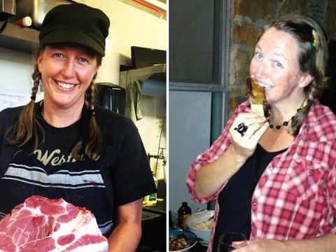 Vegetarian of a decade becomes butcher after eating a beef burger