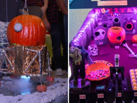 Nasa reveals Halloween Jack-O-Lantern pumpkin face carving ideas and tips