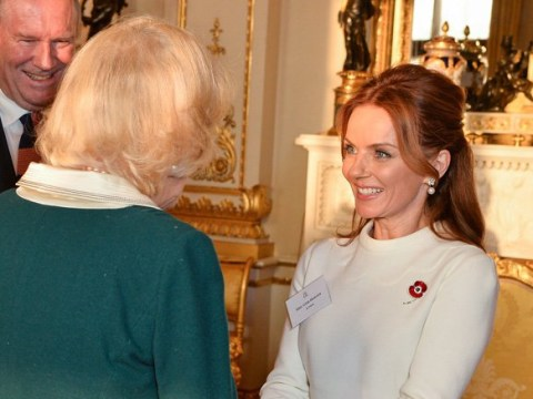 Geri Horner goes from Peaky Blinder to royal friend as she hangs with Duchess Of Cornwall