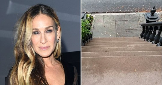 Sarah Jessica Parker victim of 'Halloween Heist' as pumpkins are stolen from house