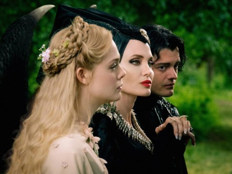 What relation is Aurora to Maleficent in Angelia Jolie's Mistress of Evil?