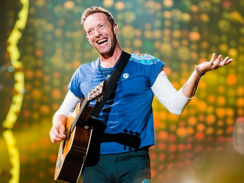 Coldplay performing at Natural History Museum to celebrate new album and fans can't cope