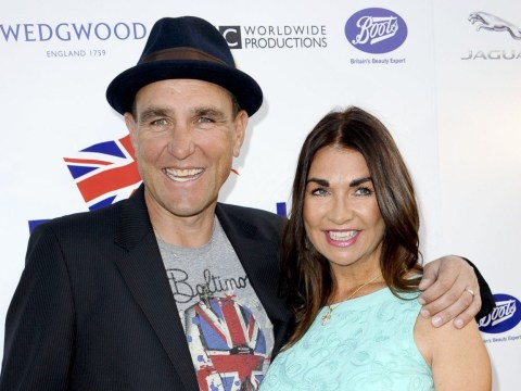 Vinnie Jones vows to donate anything he wins from X Factor Celebrity to hospital that cared for dying wife Tanya