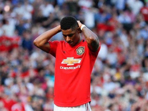Louis Saha on why Marcus Rashford and Anthony Martial are struggling at Manchester United