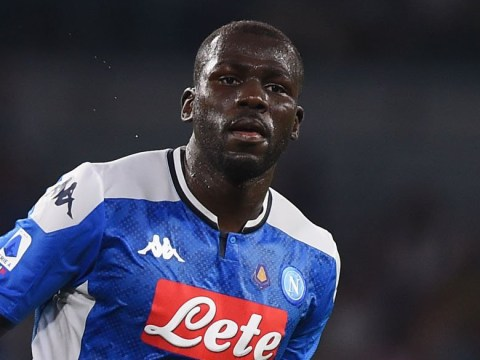 Kalidou Koulibaly responds to new Manchester United transfer rumours