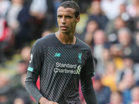 Liverpool star Joel Matip faces late fitness test for Red Bull Salzburg game