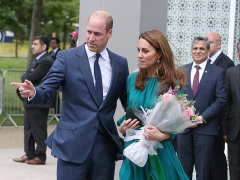 Security concerns ahead of Will and Kate's first official visit to Pakistan