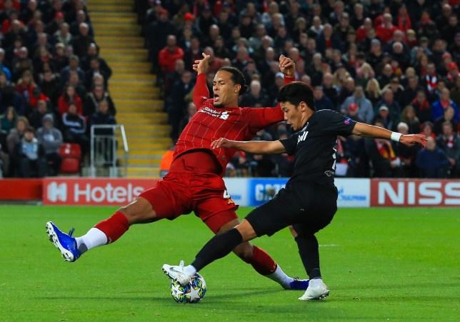 Man Utd Fans Troll Virgil Van Dijk For Getting Beaten By