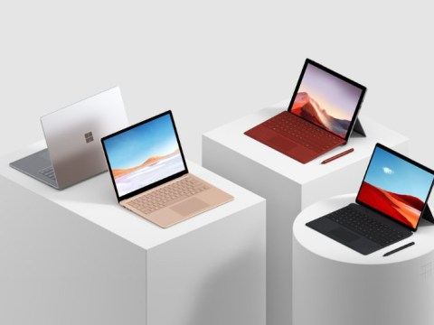 Microsoft unveils dual-screen phone alongside plethora of new Surface gadgets