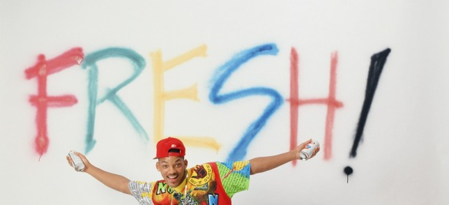 Will Smith, Tje Fresh P[rince of Bel-Air