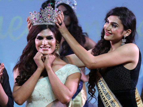 Miss Trans Queen India crowns its third winner – and the prize is cosmetic surgery