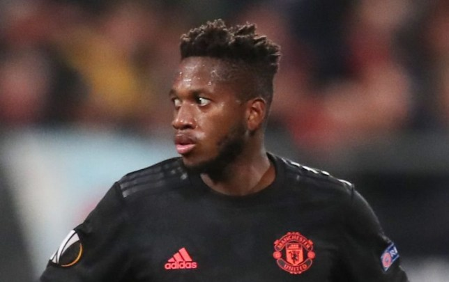 Fred struggled to make an impact as Manchester United drew with AZ Alkmaar