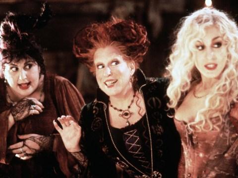 Hocus Pocus 2 gets a director and the Black Flame Candle is officially being lit again