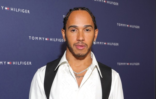 ZURICH, SWITZERLAND - OCTOBER 04: Lewis Hamilton attends the Tommy Hilfiger VIP Dinner during the 15th Zurich Film Festival on October 04, 2019 in Zurich, Switzerland. (Photo by Andreas Rentz/Getty Images)