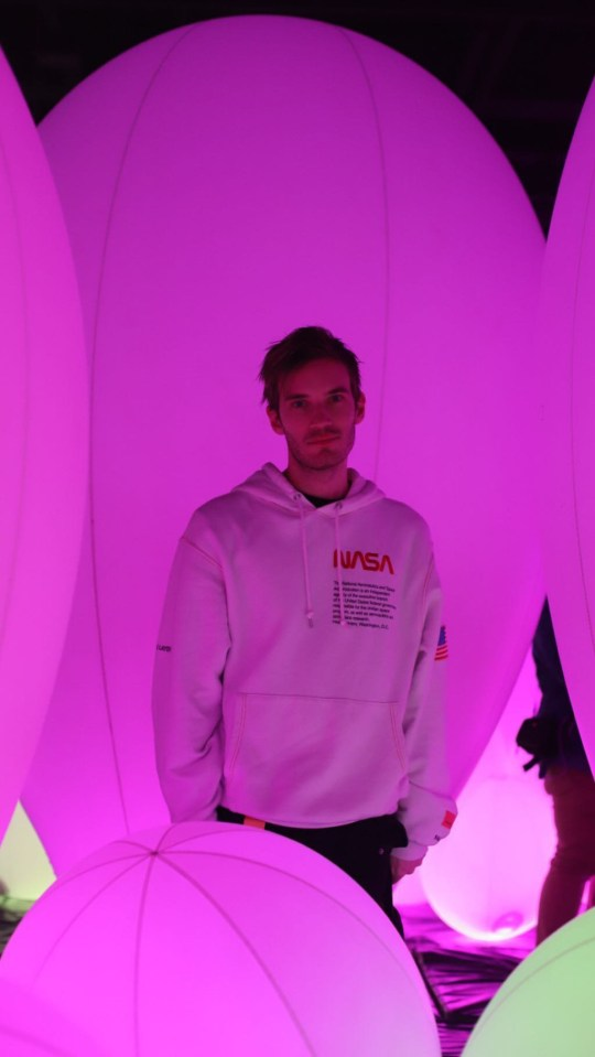 PewDiePie dislikes being 'treated like an attraction' as he reveals 'cringey' fan interaction