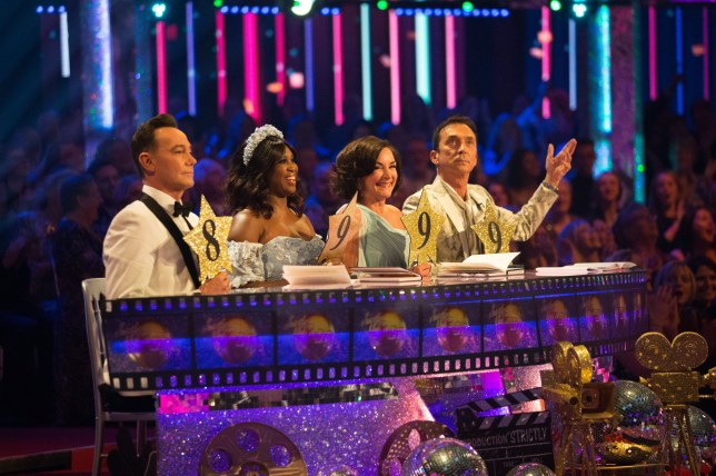 Who left Strictly Come Dancing last night in the second elimination of the new series?