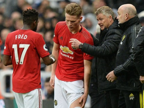 Ole Gunnar Solskjaer told Manchester United players they are going to get him sacked after Newcastle loss