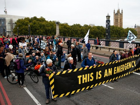 Extinction Rebellion needed to close London's roads to make our point