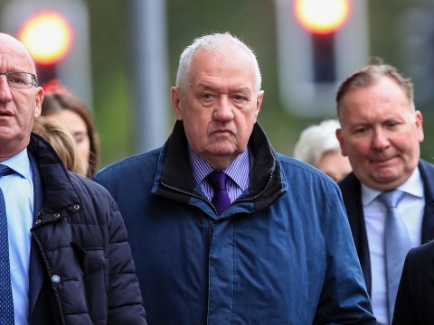 Hillsborough police chief David Duckenfield found not guilty of gross negligence manslaughter
