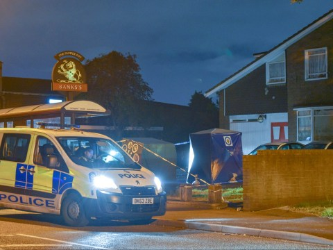 Baby, two, injured after man is left fighting for life in stabbing