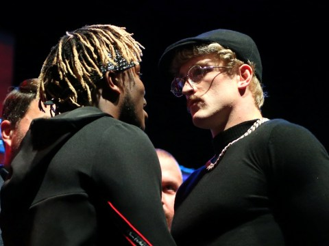 Logan Paul under fire for abortion diss during UK pre-fight press conference