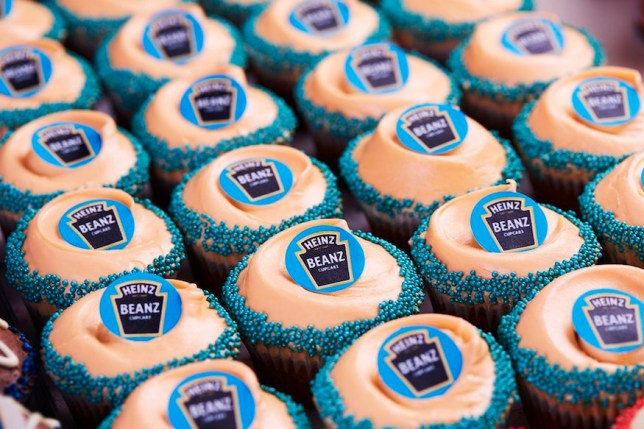 Heinz team up with Hummingbird Bakery to launch ketchup flavour cakes