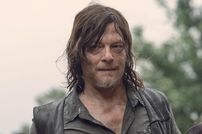 Daryl in The Walking Dead