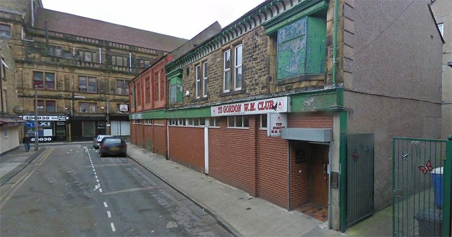 Two dead after fire at working men's club in Lancashire google maps METROGRAB