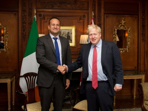 Boris Johnson and Leo Varadkar 'see a pathway' to Brexit deal