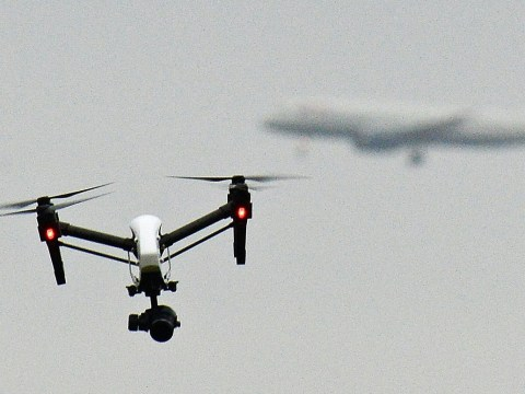 How do you register your drone in the UK and how much does the test cost?