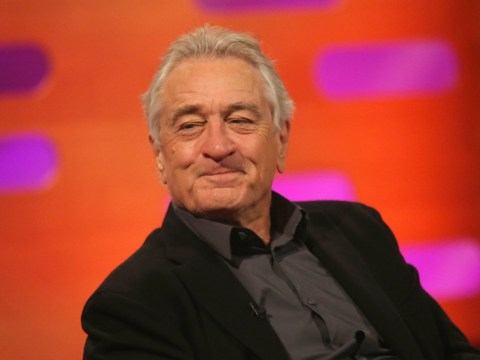Robert De Niro 'can't wait' to see Donald Trump in jail as he compares president to a 'gangster'