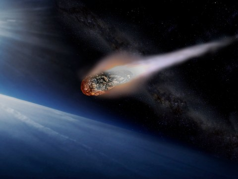 Earth was hit by a mysterious 'mini-moon' fireball asteroid, scientists reveal