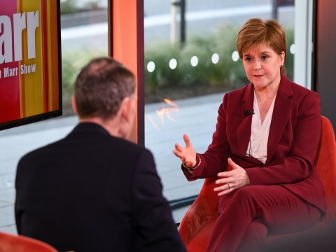 Nicola Sturgeon to request Scottish independence referendum 'before end of year'