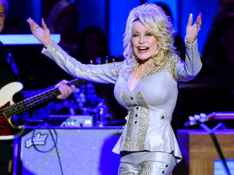 Dolly Parton recently bumped into the actual real life Jolene