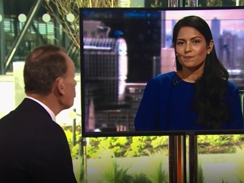 Priti Patel told 'I don't know why you're laughing' over Brexit fears