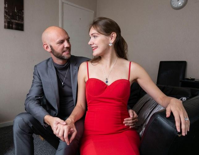 Christopher Rimmer and Viktorija Vakulenko